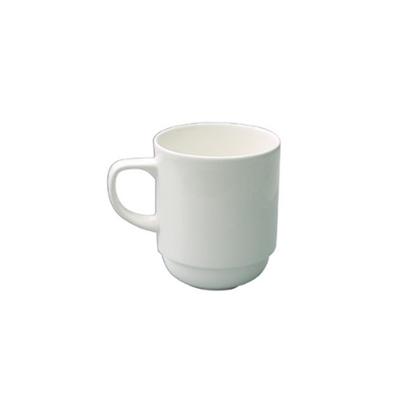 Churchill Alchemy White Stacking Mug 28.5cl (10oz)