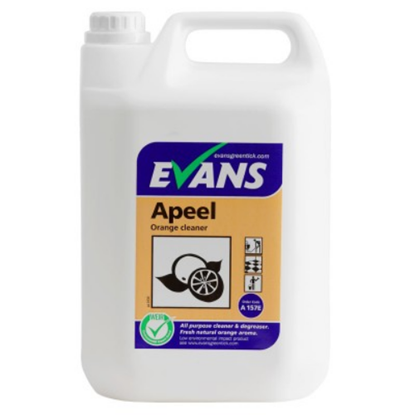 Apeel Floor & Wall Cleaner 5L