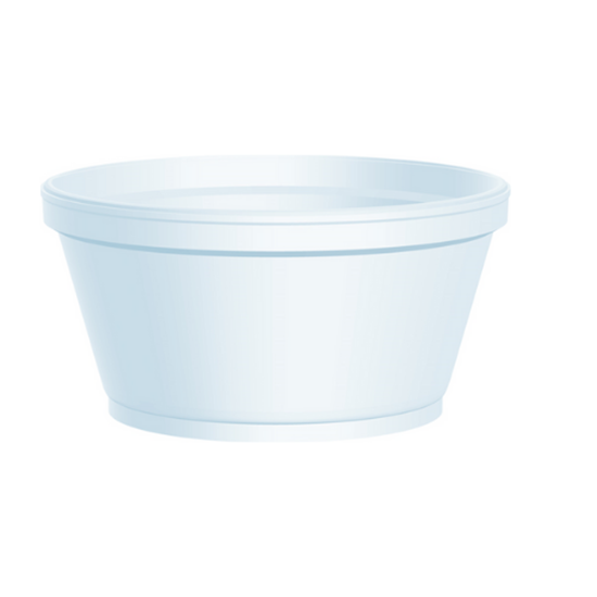 Insulated Foam Container 16.5cl (6oz)