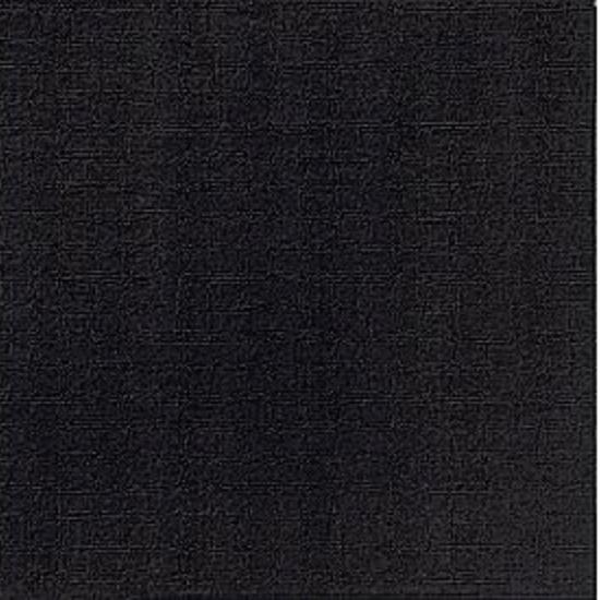 """Black Airlaid Napkin 16"""" (40cm)"""