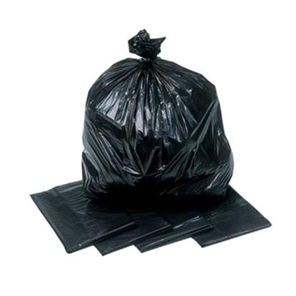 "Black Compactor Refuse Sack 14x18x16.5"" (35.6x45.7x42cm)"