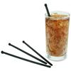 """6"""" (15cm) Black Flatball Stir Rod"""