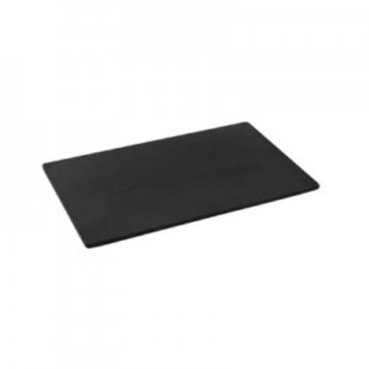 Black Slate Platter 1/4