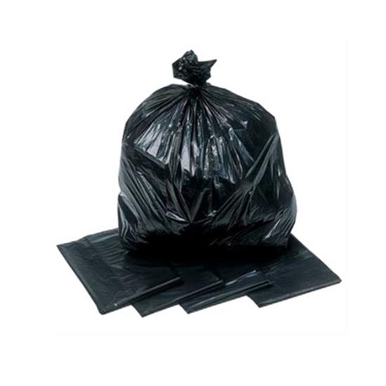 "Black Standard Refuse Sacks 26x44"" (66x111.8cm)"