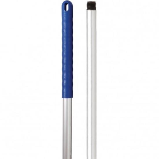 Blue Aluminium Screw Thread Handle