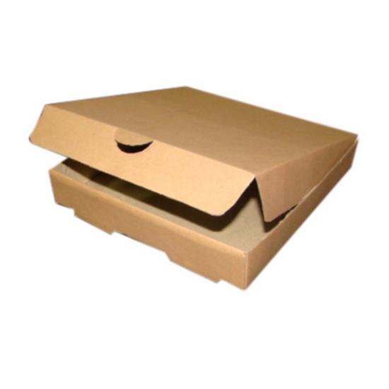 """Brown Pizza Box 12"""" (30cm)"""