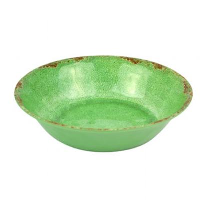 Casablanca Green Melamine Bowl 60cl (20.3oz)