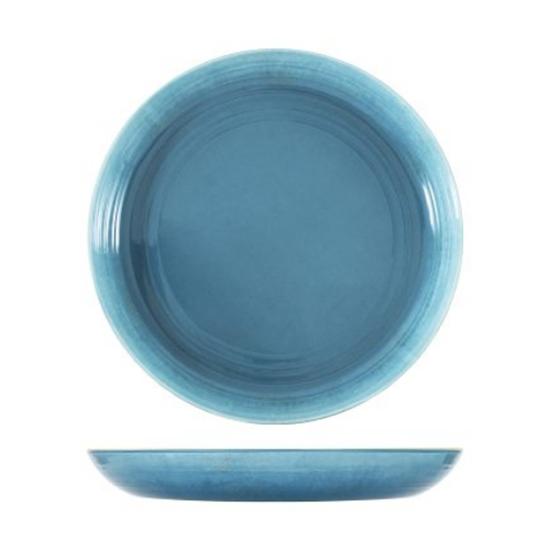 Casablanca Light Blue Low Bowl 3.5L
