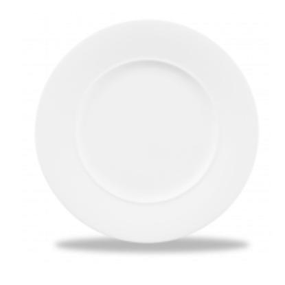 "Churchill Alchemy Ambience Standard Rim Plate 8.5"" (22cm)"