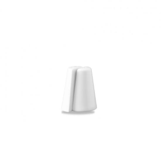 Churchill Classic White Odyssey Salt Shaker 3.5″ (8.8cm)