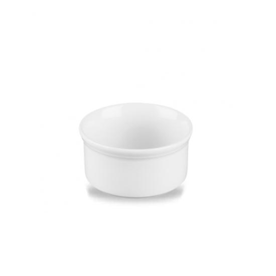 Churchill Cookware White Souffle Dish 34cl (12oz)