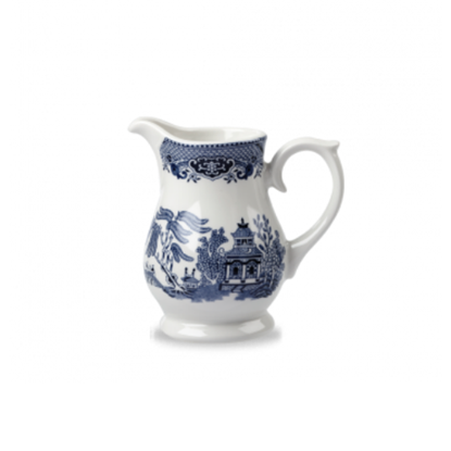 Churchill Vintage Prints Blue Willow Sandringham Jug 28cl (9.9oz)