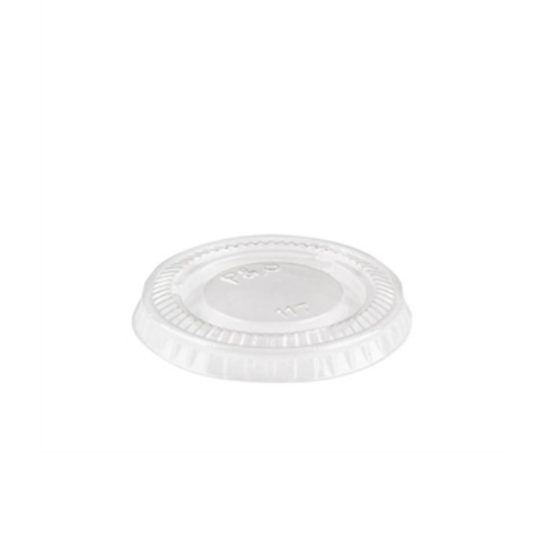 Clear Lid To Fit 1oz Portion Pot