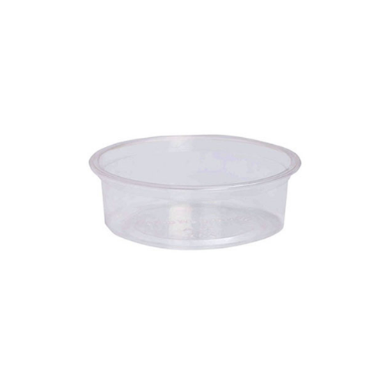 Clear PLA Portion Pot Insert 2oz