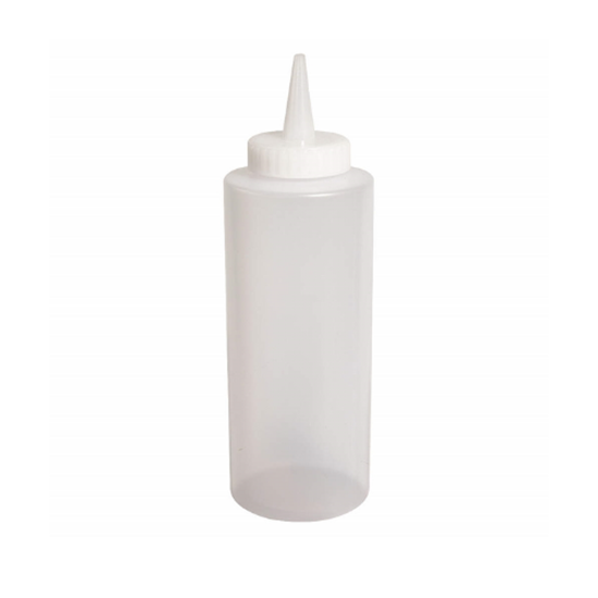 Clear Squeezy Bottle 70cl (24oz)