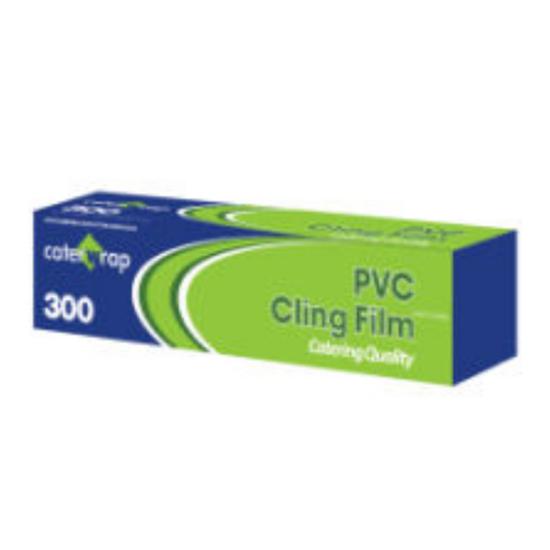 """Cling Film Cutterbox 11811x11.8"""" (300mx30cm)"""