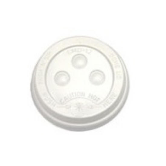 Compostable Hot Cup Lid For 6oz