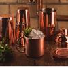 50cl (17.5oz) Copper Cocktail Shaker