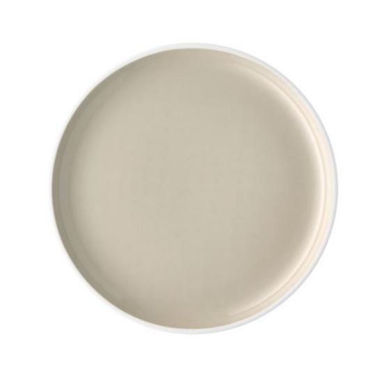 "Coppi Round Linen Deep Plate 8.6"" (22cm)"