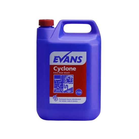 Cyclone Perfumed Thick Bleach 5L