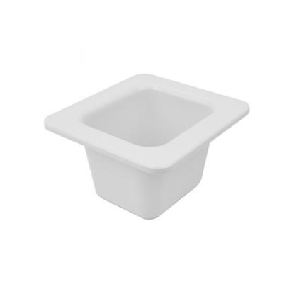 Dalebrook 1/6 White Gastro Dish 900ml