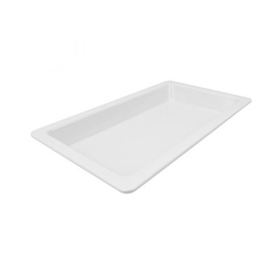 Dalebrook 1/1 White Dish 6L