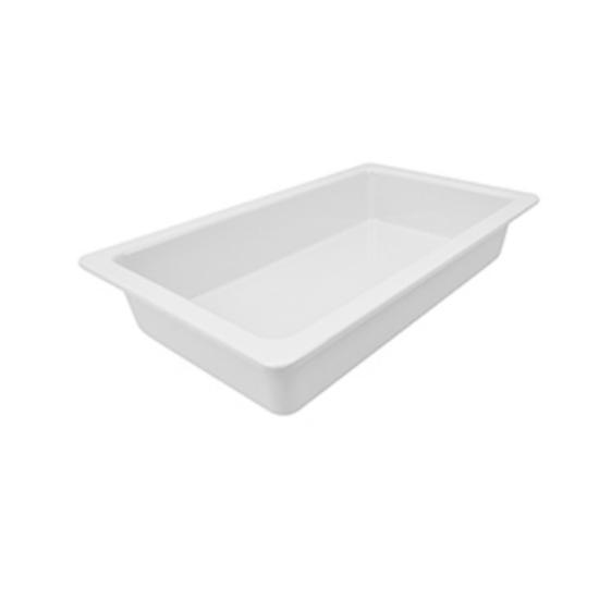 Dalebrook 1/1 White Dish 8L