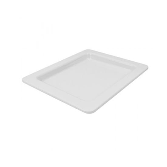 Dalebrook 1/2 White Dish 0.8L