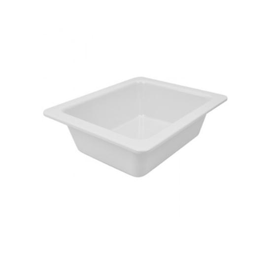 Dalebrook 1/2 White Dish 3.6L