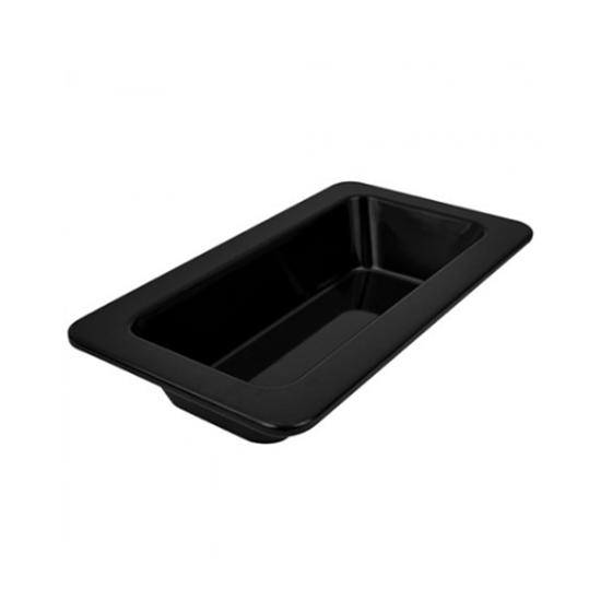 Dalebrook 1/3 Black Dish 1L