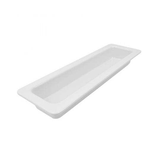 Dalebrook 2/4 White Dish 2L
