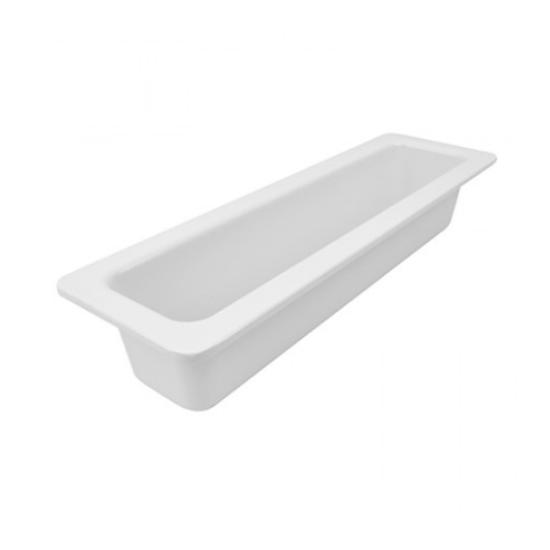 Dalebrook 2/4 White Dish 3.5L