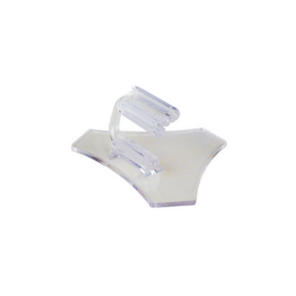 Dalebrook Clear Polycarb Adjustable Stand