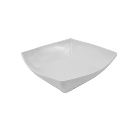 Dalebrook White Curved Bowl 4.5L