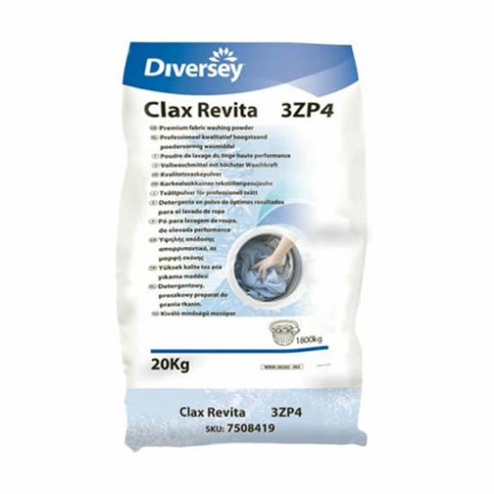 Diversey CLAX Revita 3ZP4 Premium Washing Powder 20kg