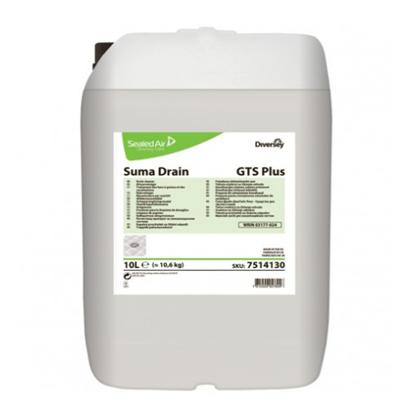 Diversey Suma Drain GTS Plus-Drain Cleaner 10L