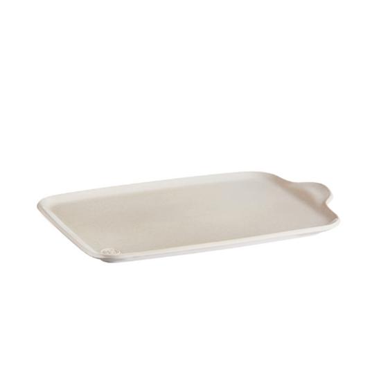 """Emile Henry Liege XL Appetizer Platter 12.6x4.3"""" (32x11cm)"""