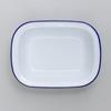 Oblong Dish Enamel