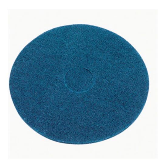 "Floor Pad Blue Stripping 17"" (43cm)"