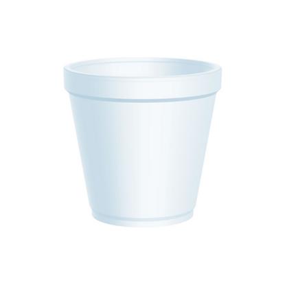 Foam Container 5.5cl (2oz)
