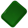 """Forest Green Fast Food Tray 14x18"""" (40.5x30.5cm)"""