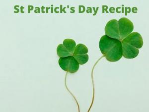 St Patrick's Day Recipe