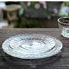 "5.75"" (14.65cm)  Glass Bread Plate"