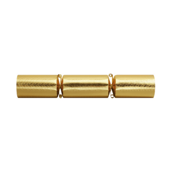 "Gold Shimmer Crackers 12"" (30.5cm)"
