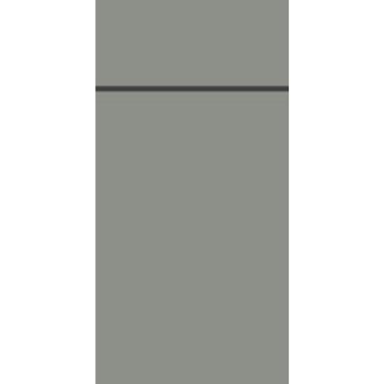 "Granite Grey Duniletto Napkins 15.7x18.9"" (40x48cm)"