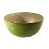 "Green Bamboo Bowl 11x5.5"" (28x14cm)"