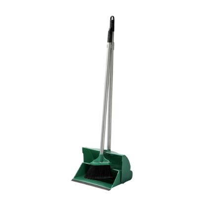 Green Lobby Dustpan & Brush Set