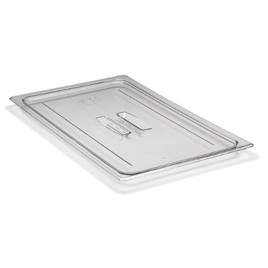 H Pan 1/3 Notched Cover With Handle