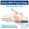 1L Tork Extra Mild Foam Soap
