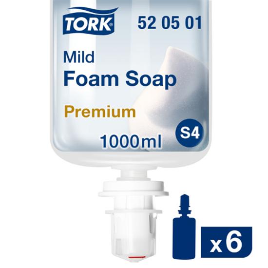 Tork Foam Soap 1L